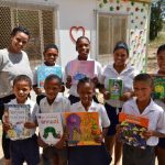 Deliveries to SA school - Feb 16 11