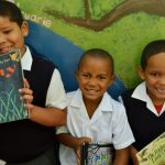 Deliveries to SA school - Feb 16 7