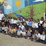 Deliveries to SA school - Feb 16 9
